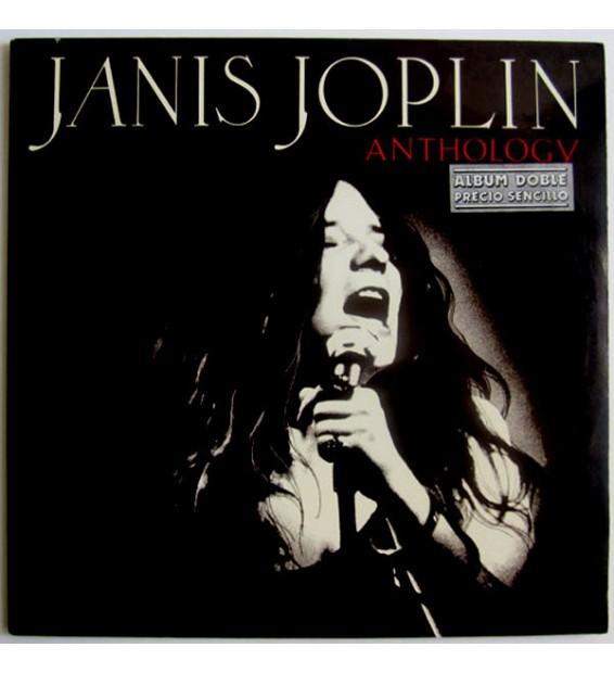 Janis Joplin - Anthology (2xLP, Comp, Gat) mesvinyles.fr