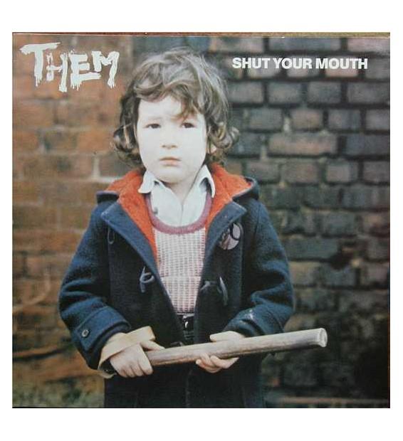 Them (3) - Shut Your Mouth (LP, Album) mesvinyles.fr