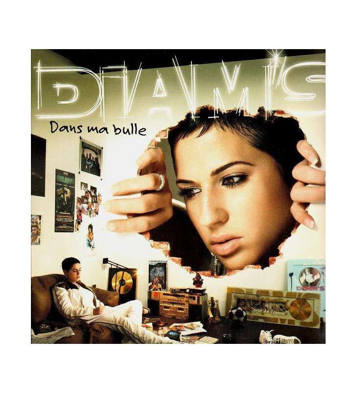 Diam's - Dans Ma Bulle (2xLP, Album, Ltd, RE, Cle) mesvinyles.fr