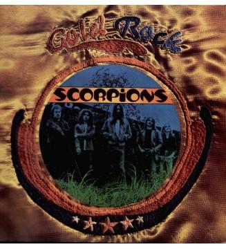 Scorpions - Gold Rock (LP, Album, RP) mesvinyles.fr