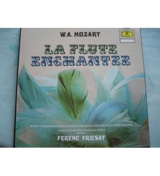 Wolfgang Amadeus Mozart, Ferenc Fricsay - La Flute Enchantée (3xLP, Mono, Box) mesvinyles.fr