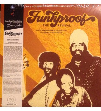 Funkproof - The Revival (LP, Album, Ltd, Bla) mesvinyles.fr