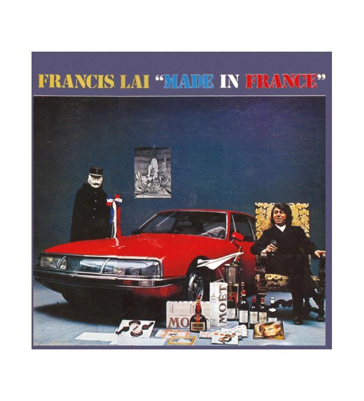 Francis Lai - Made In France (LP, Album, Col) BLACK FRIDAY 2019 mesvinyles.fr