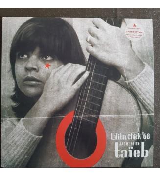 Jacqueline Taïeb* - Lolita Chick '68 (LP, Comp, Ltd, Num, RE, Red) Disquaire Day (RSD) mesvinyles.fr