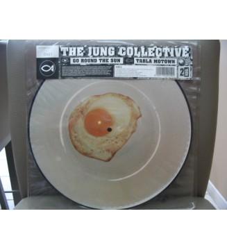 "The Jung Collective* - Go Round The Sun / Tabla Motown (12"", Ltd, Pic) mesvinyles.fr"