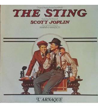 Marvin Hamlisch -  The Sting (Original Motion Picture Soundtrack) - L'Arnaque (LP, Album, RE) mesvinyles.fr