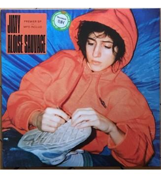 "Aloïse Sauvage - Jimy (12"", EP, Cle) mesvinyles.fr"