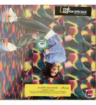 Aloïse Sauvage - Dévorantes (LP, Album, Ltd, Cle) mesvinyles.fr