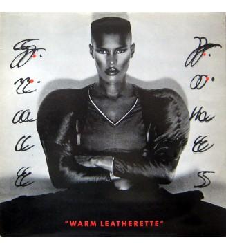 Grace Jones - Warm Leatherette (LP, Album) mesvinyles.fr