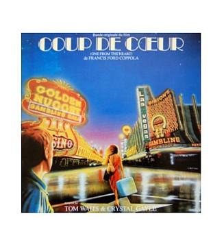 Tom Waits And Crystal Gayle - Coup De Coeur - Bande Originale Du Film De Francis Ford Coppola (LP, Album) mesvinyles.fr