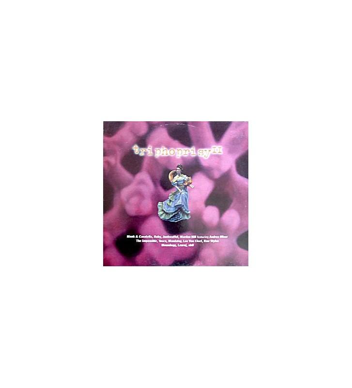Various - Triphoprisy II (2xLP, Comp) mesvinyles.fr