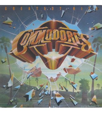 Commodores - Greatest Hits (LP, Comp, RE) mesvinyles.fr