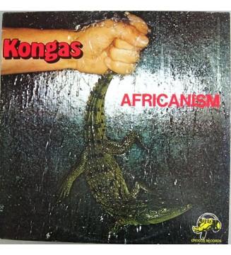 Kongas - Africanism (LP, Album) mesvinyles.fr