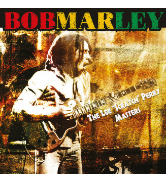 "Bob Marley - Lee ""Scratch"" Perry Masters (LP, Album, Comp, RE, 180) mesvinyles.fr"