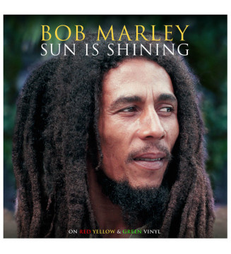 Bob Marley - Sun Is Shining (LP, Red + LP, Yel + LP, Gre + Comp) mesvinyles.fr