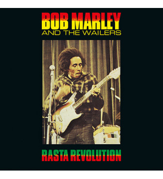 Bob Marley & The Wailers - Rasta Revolution (LP, Comp, RE, 180) mesvinyles.fr