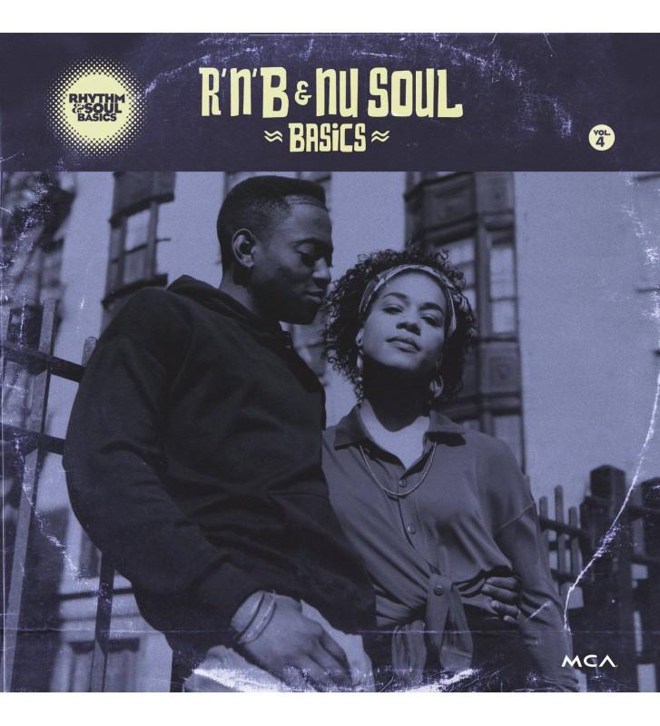 Rhythm & Soul Basics Vol. 4 : R'N'B & Nu Soul mesvinyles.fr