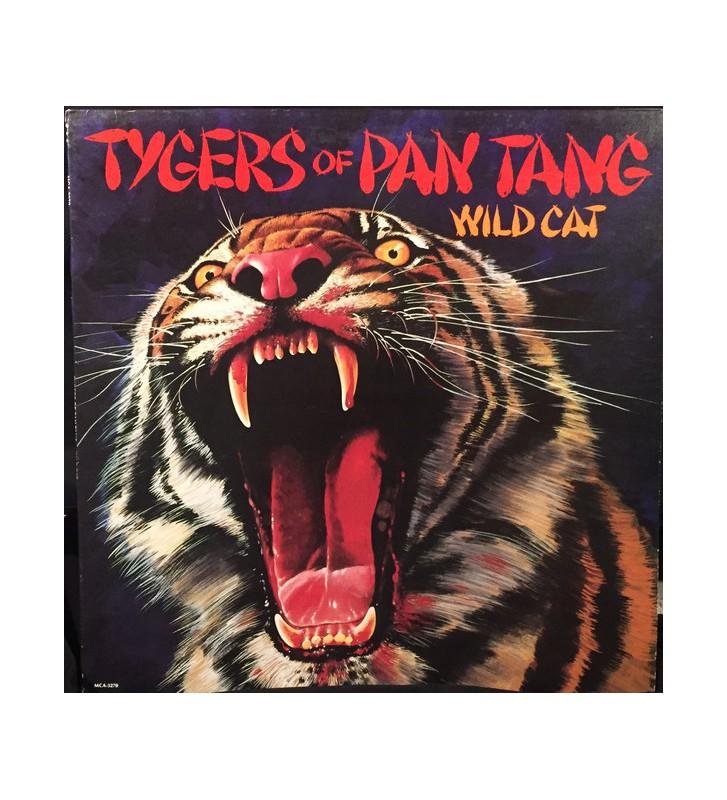 Tygers Of Pan Tang - Wild Cat (LP, Album) mesvinyles.fr