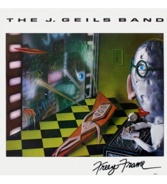 The J. Geils Band - Freeze Frame (LP, Album) mesvinyles.fr
