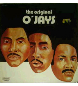The O'Jays - The Original O'Jays (LP, Album, RE) mesvinyles.fr