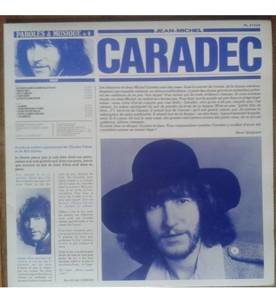 Jean-Michel Caradec - Jean-Michel Caradec (LP, Comp)