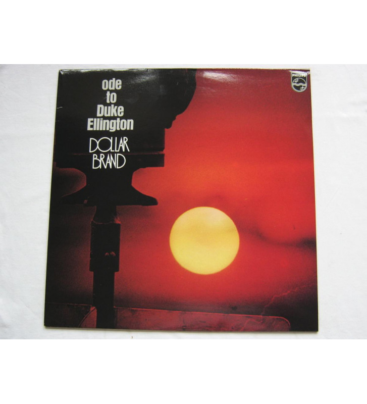 Dollar Brand - Ode To Duke Ellington mesvinyles.fr