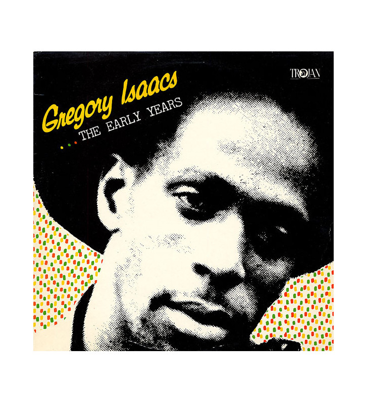 Gregory Isaacs - ...The Early Years (LP, Comp) mesvinyles.fr