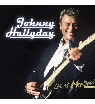 Johnny Hallyday - Live At Montreux 1988 (2xLP, Album, RE) mesvinyles.fr