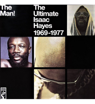 Isaac Hayes - The Man! (2xLP, Comp) mesvinyles.fr