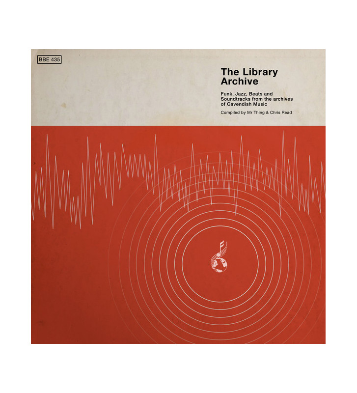 Various - The Library Archive (Funk, Jazz, Beats And Soundtracks From The Vaults Of Cavendish Music) (2xLP, Comp) mesvinyles.fr