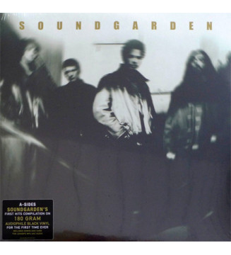 Soundgarden - A-Sides (2xLP, Comp, RE, 180) mesvinyles.fr