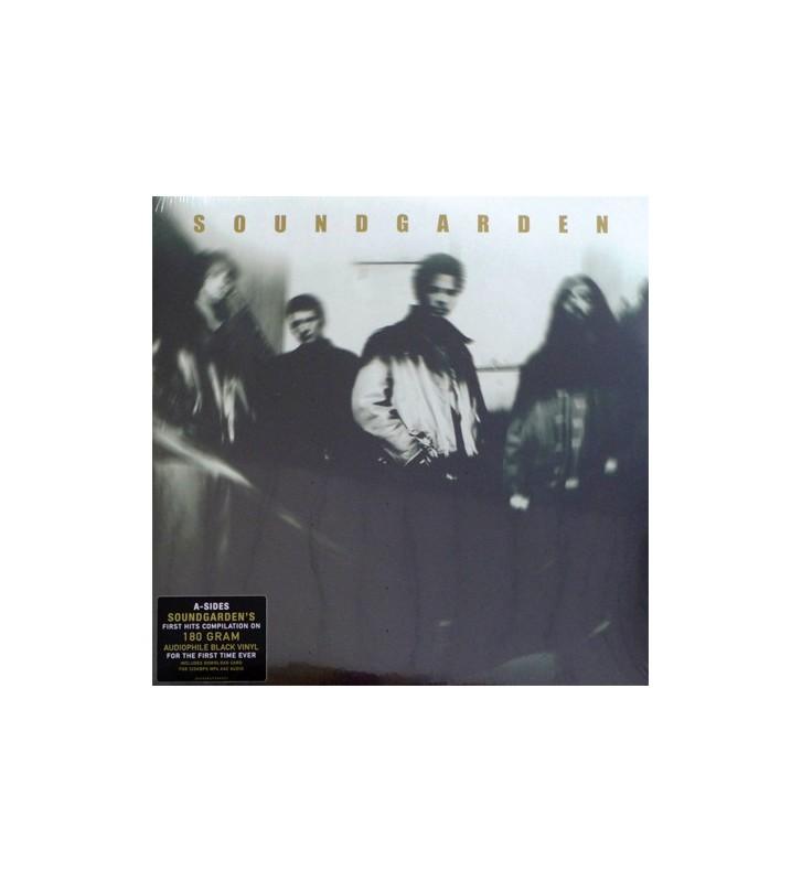 Soundgarden - A-Sides (2xLP, Comp, RE, 180) mesvinyles.fr