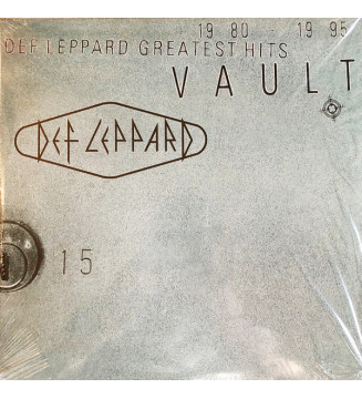 Def Leppard - Vault: Def Leppard Greatest Hits 1980-1995 (2xLP, Comp, RE) mesvinyles.fr