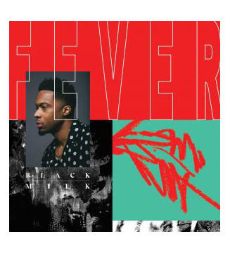 "Black Milk - Fever (2x12"", Album, Red) mesvinyles.fr"