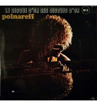 Michel Polnareff - Le Disque D'or Des Disques D'or N°2 (LP, Comp) mesvinyles.fr