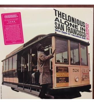 Thelonious Monk - Thelonious Alone In San Francisco (LP, Album, RE) mesvinyles.fr