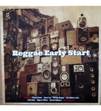 Various - Reggae Early Start (LP, Smplr) mesvinyles.fr