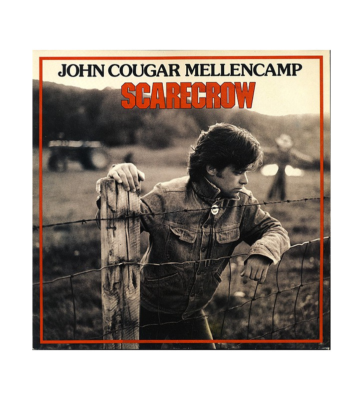John Cougar Mellencamp - Scarecrow (LP, Album) mesvinyles.fr