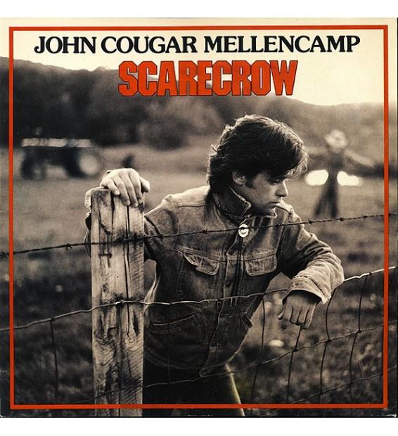 John Cougar Mellencamp - Scarecrow (LP, Album)