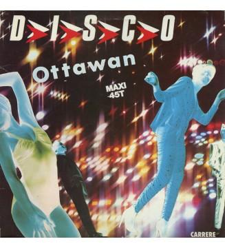 """Ottawan - D.I.S.C.O. (12"""", Maxi, Mono) mesvinyles.fr"""
