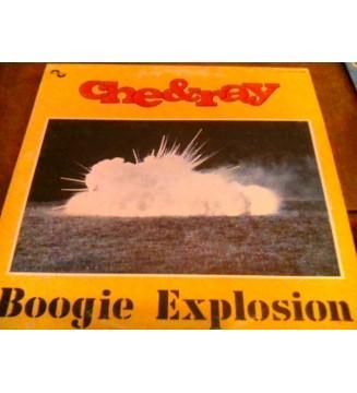 Che & Ray - Boogie Explosion (LP, Album) mesvinyles.fr