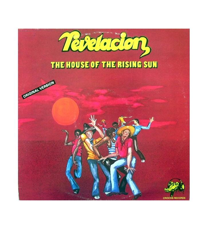 Revelacion - The House Of The Rising Sun (LP, Album) mesvinyles.fr