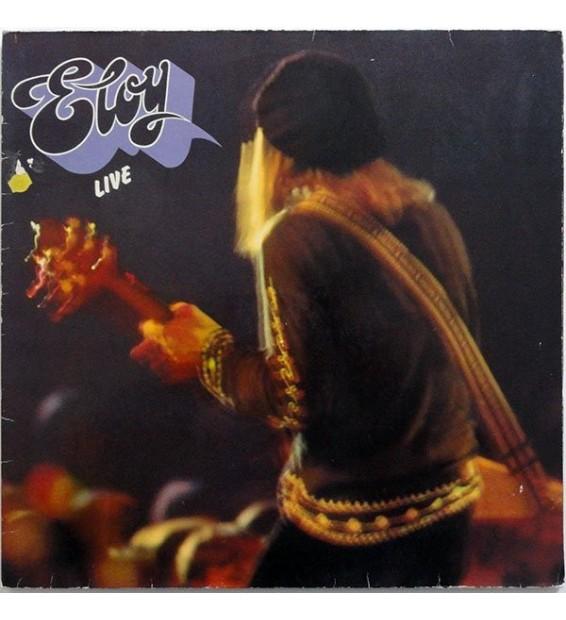 Eloy - Live - Vinyle Occasion