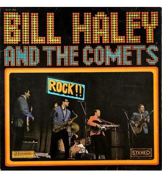 Bill Haley And The Comets* - Rock! Rock! Rock! (LP, Comp)