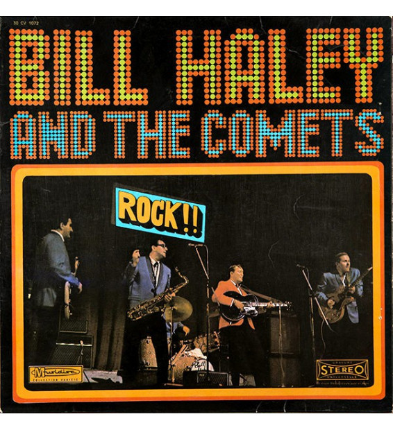 Bill Haley And The Comets* - Rock! Rock! Rock! (LP, Comp)