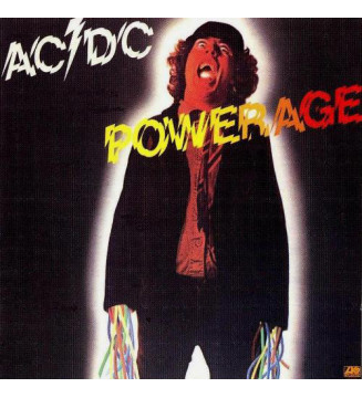 AC/DC - Powerage (LP, Album) mesvinyles.fr