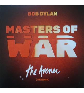 "Bob Dylan - Masters Of War (The Avener Rework) (7"", Single) mesvinyles.fr"