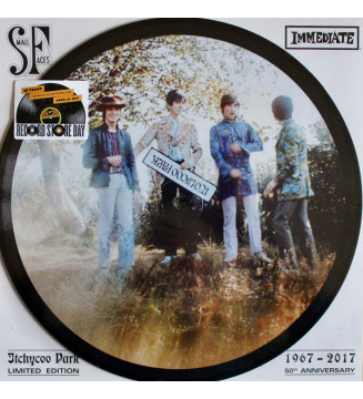 "Small Faces - Itchycoo Park (10"", Mono, Ltd, Pic, 50t) Disquaire Day (RSD) mesvinyles.fr"