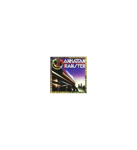 The Manhattan Transfer - The Best Of The Manhattan Transfer (LP, Comp, RE) mesvinyles.fr