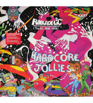 Funkadelic - Hardcore Jollies (LP, Album, RE, 180) mesvinyles.fr